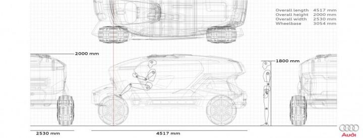 Audi SALVAGER Concept - Karts_Design Department
